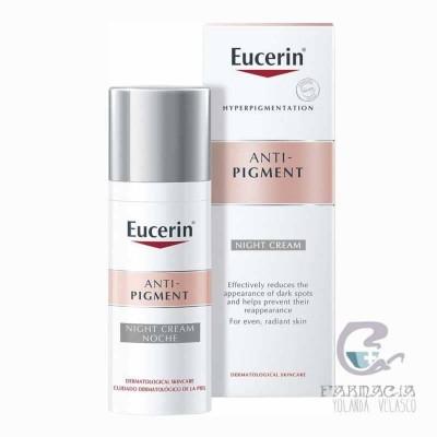 Eucerin Antipigment Noche 50 ml