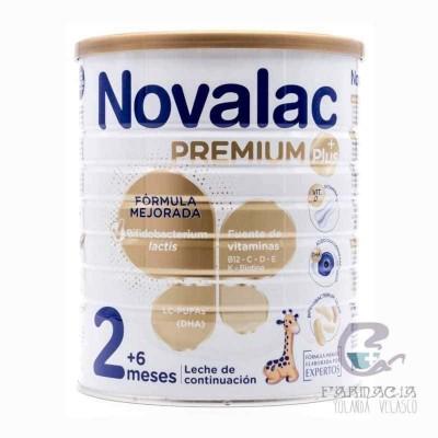 Novalac Premium 2 Leche de Continuación 800 gr