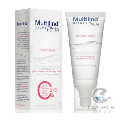 Multilind Microplata Emulsión Facial 50 ml