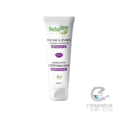 Herbalgem Bálsamo Labial Reparador Bio 10 ml