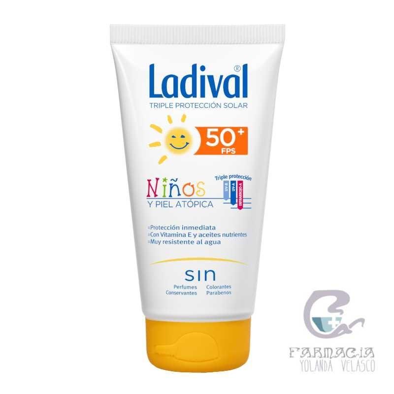 Ladival Niños Y Pieles Atópicas Leche Hidratante 150 ml