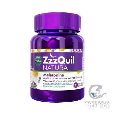 Zzzquil Natura 60 Gominolas