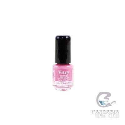Vitry Nail Care Rose Pompadour 163