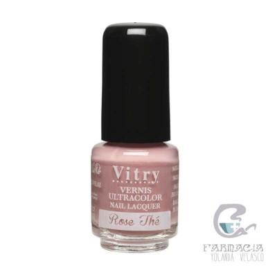 Vitry Nail Care Rose The 48