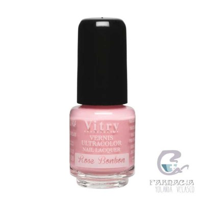 Vitry Nail Care Rose Bonbon 108