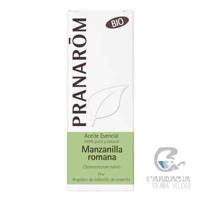 Pranarom Aceite Esencial Manzanilla Romana Bio