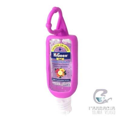 Higeen Limpieza Manos Damasco 50 ml