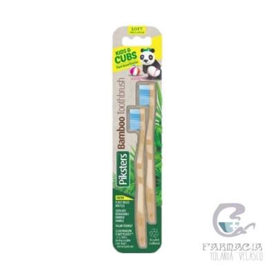 Cepillo Bamboo Premium Kids