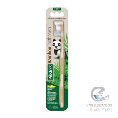 Cepillo Bamboo Premium Suave