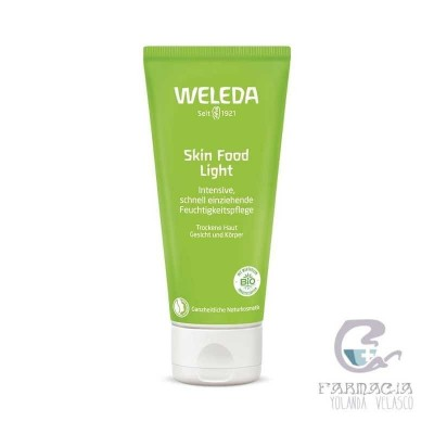 Weleda Skin Food Light Loción 30 ml