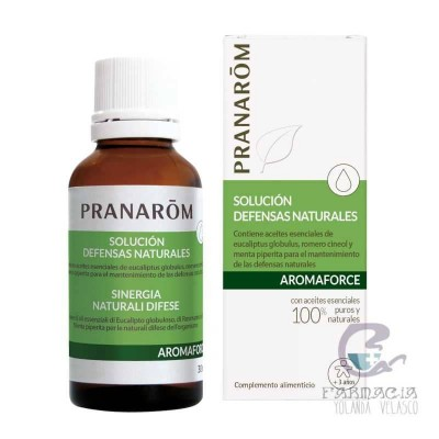 Pranarom Defensas Naturales 30 ml