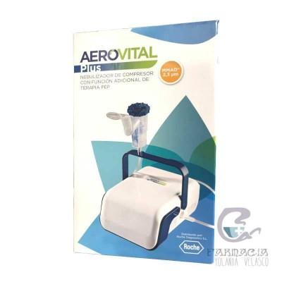 Nebulizador Roche Aerovital Plus
