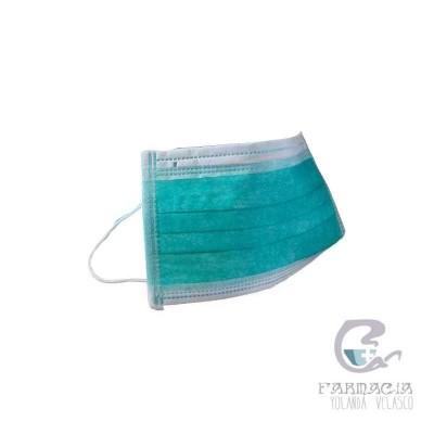Mascarilla Quirúrgica Desechable Tipo IIR 1 Unidad
