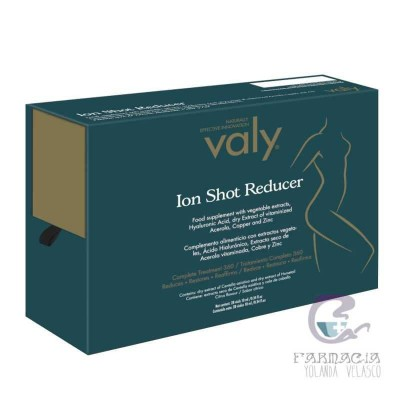 Valy Ion Shot Reducer 28 Viales de 10 ml