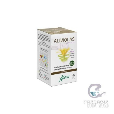 Aliviolas Advanced 90 Cápsulas