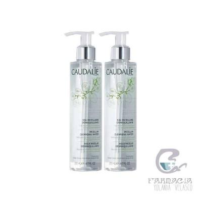Caudalie Duo Agua Micelar 2x200 ml