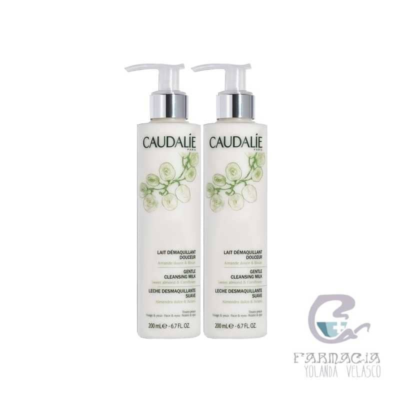 Caudalie Duo Leche Desmaquillante 2x200 ml