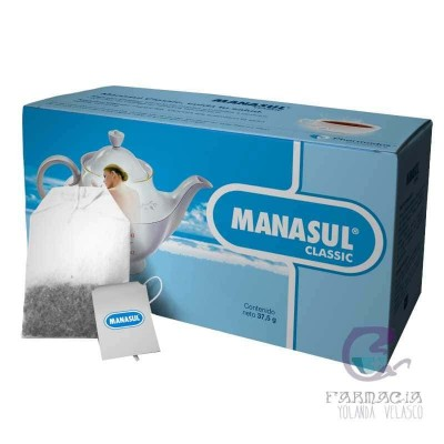 Manasul Classic 25 Filtros