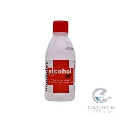 Alcohol Montplet 96 250 ml