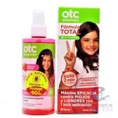 OTC Antipiojos Fórmula Total + Spray Desenredante Fresa
