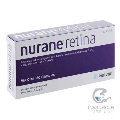 Nurane Retina 30 Cápsulas