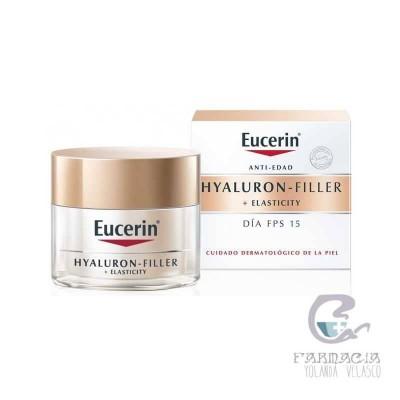 Eucerin Hyaluron Filler+ Elasticity Día FPS 30 50 ml