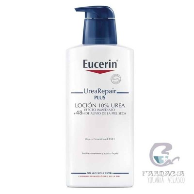 Eucerin Urea-Repair Plus Loción 10% 400 ml