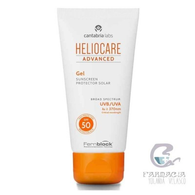 Heliocare SPF50 Gel 50 ml