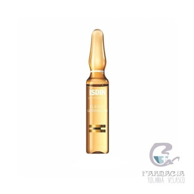 Isdinceutics Flavo C Ultraglican 2 ml 1 Ampolla