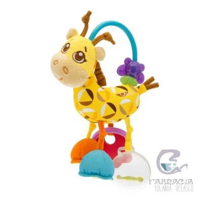 Chicco Mr. Giraffe Actividades