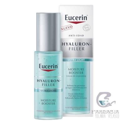 Eucerin Hyaluron Filler Ultra Light Moisture Booster 30 ml