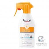 Eucerin Sun Protection 50+ Spray Infantil Sensitive 300 ml