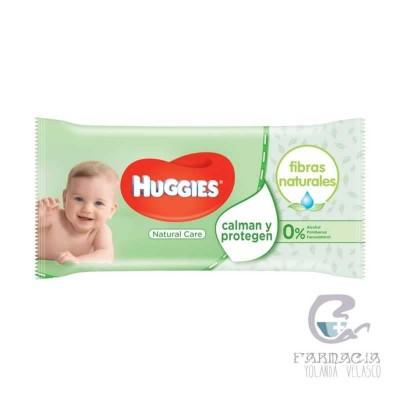 Huggies Natural Care 56 Toallitas