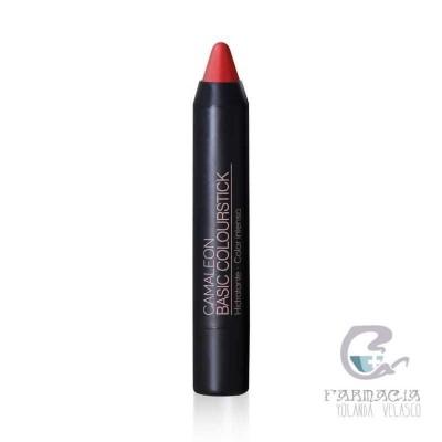 Camaleon Basic Colourstick Metallic Rojo 4 gr