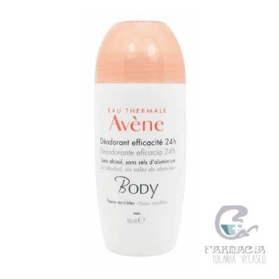 Avene body Desodorante 24 h 1 Envase 50 ml