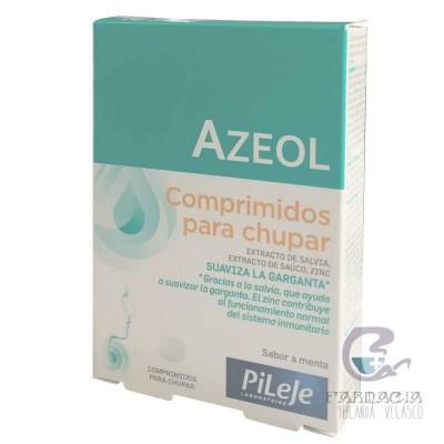 Azeol 30 Comprimidos Para Chupar