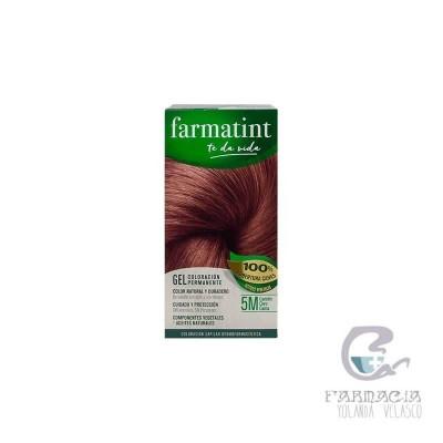 Farmatint 135 ml 5M Castaño Claro Caoba