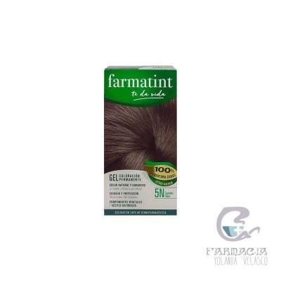 Farmatint 135 ml 5N Castaño Claro
