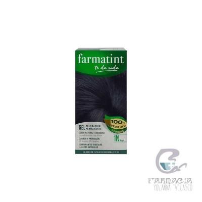 Farmatint 135 ml 1N Negro