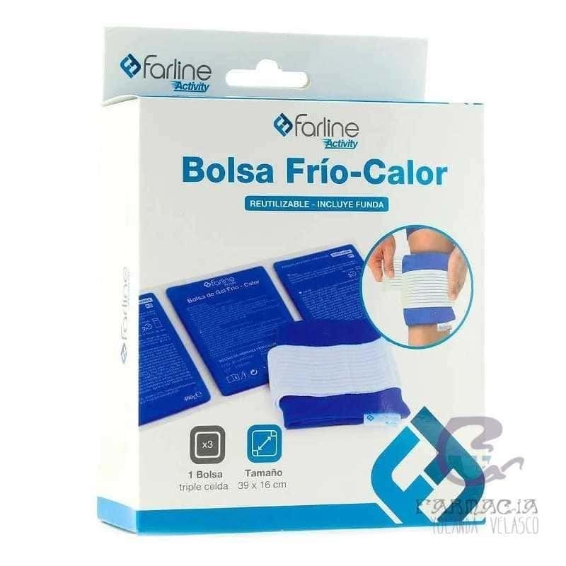 Farline Activity Gel Bolsa Frío-Calor 1 Unidad