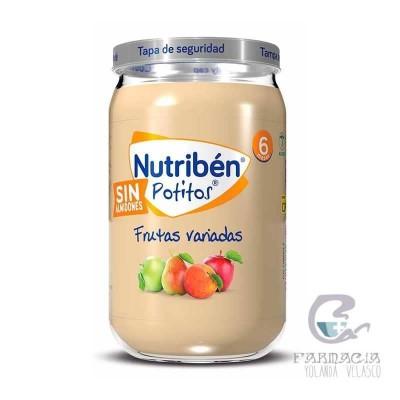 Nutriben Potito Frutas Variadas 235 gr