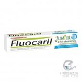 Fluocaril Junior 6-12 Años Gel 75 ml Bubble