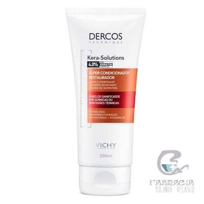 Vichy Dercos Mascarilla Kera-Solutions 200 ml