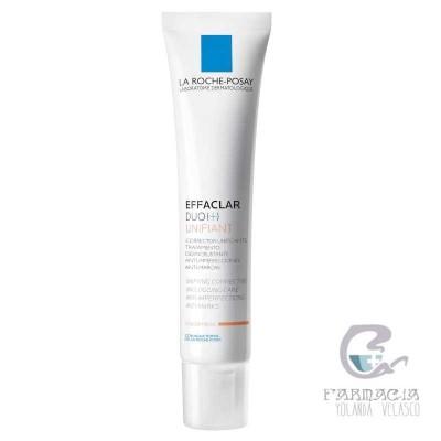 La Roche Posay Effaclar Duo (+) Unifiant Tono Intermedio 40 ml