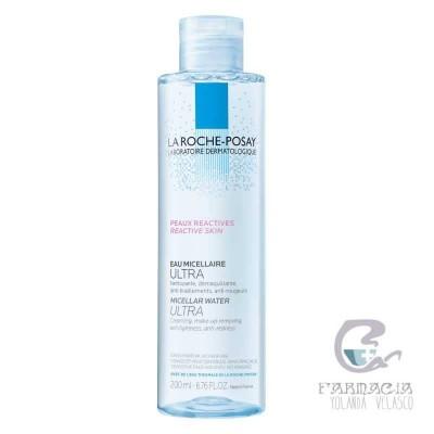 La Roche Posay Agua Micelar Ultra Piel Reactiva 200 ml