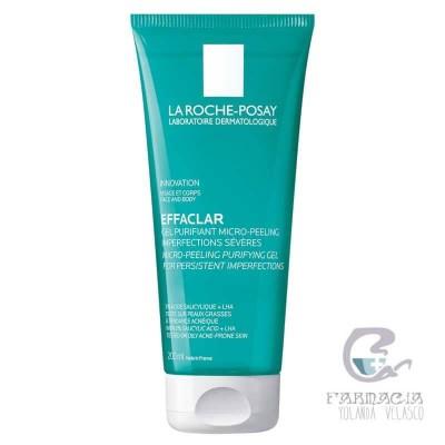 La Roche Posay Effaclar Duo Gel Purificante Micro-Exfoliante 200 ml