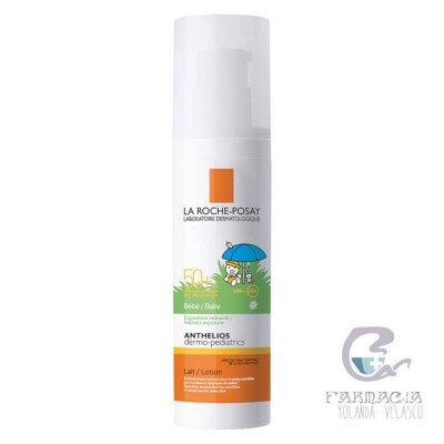 La Roche Posay Anthelios SPF50 Dermopediatrics Loción 50 ml
