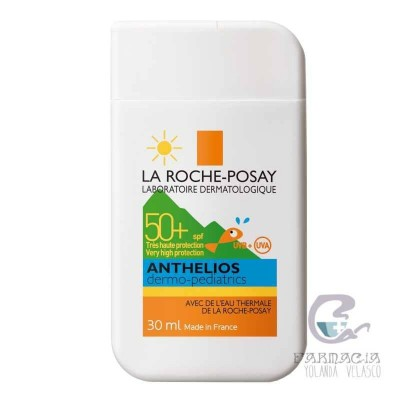 La Roche Posay Anthelios SPF 50+ Dermopediatrics Leche 30 ml
