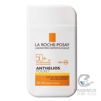 La Roche Posay Anthelios Pocket Adultos 30 ml