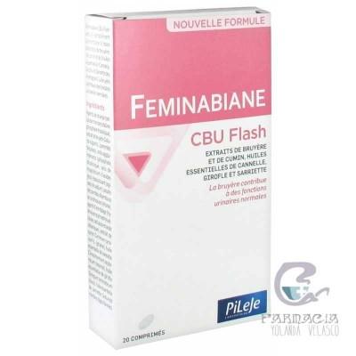 Feminabiane C.U. Flash 20 Comprimidos